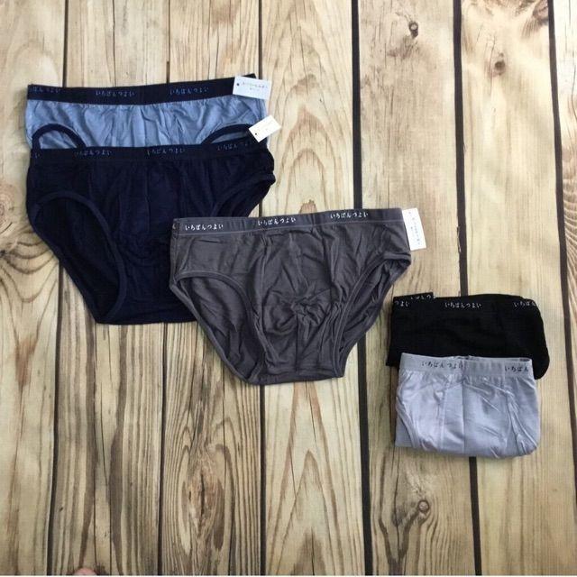 Sét 5 quần lót nam xuất Nhật