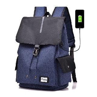 Balo đi học du lịch chống nước thời trang nam nữ cao cấp đựng laptop 15.6 inch size lớn – Vua Giá Sỉ 05