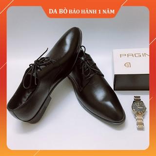 Giày lười nam DA BÒ THẬT 100% - Giày tây nam dây buộc - [VIDEO] TIỀN MẤT GIÀY CHẤT Thanh lịch, đẳng cấp - GDB thumbnail