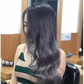 thuốc nhuộm tóc màu than chì tnt 100ml kèm oxy