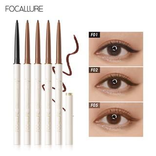 Focallure Waterproof Ultra-slim 1.7mm Gel Pencil Soft Long lasting High pigmented Eyeliner 1pc 1g thumbnail