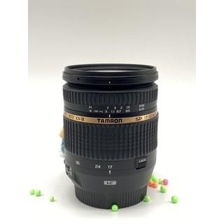 Ống kính Tamron 17-50mm F2.8 có VC chống dung