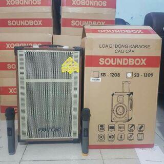 LOA KÉO SOUNBOX GL-1209