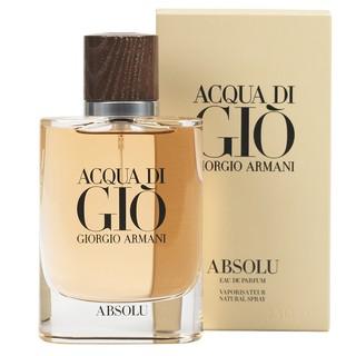 Nước Hoa Nam Giorgio Armani Acqua Di Gio Absolu EDP - Scent of Per thumbnail