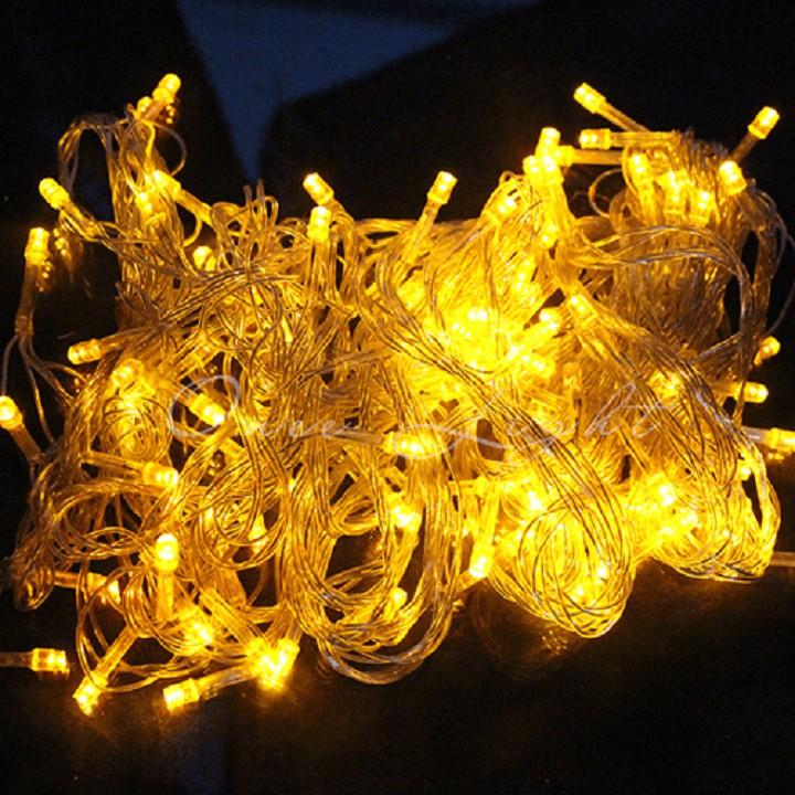 Dây đèn led không chớp nháy 5m 40 bóng [vàng] - 13917352 , 1663555696 , 322_1663555696 , 33000 , Day-den-led-khong-chop-nhay-5m-40-bong-vang-322_1663555696 , shopee.vn , Dây đèn led không chớp nháy 5m 40 bóng [vàng]