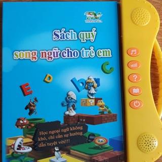 COMBO 10 Sách Nói Điện Tử Song Ngữ Anh Việt