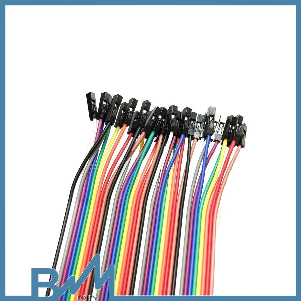 Cáp XH2.54-1P nhiều màu dài 30cm