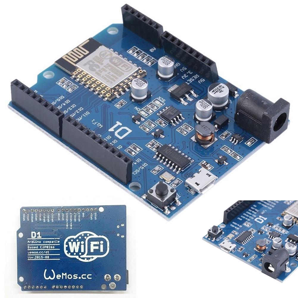 WeMos D1 WiFi UNO Development Board ESP8266 ESP-12E for  Compatible New