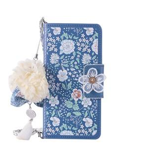 Bao điện thoại dạng ví hoa thời trang cho Iphone 5 6 6S 7 8 plus X