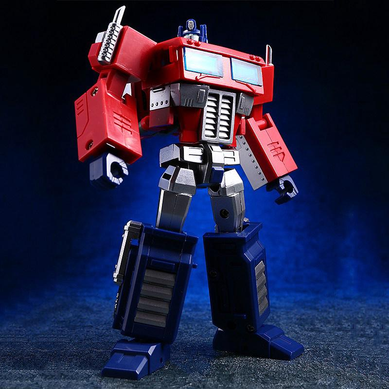 □Deformed Toys King Kong KBB Cool Change Treasure GT-05 Optimus Commander finished products non-assembled