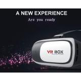 Kính thực tế ảo VR Box phiên bản 2 (Trắng) + Tặng 1 tay cầm chơi game bluetooth và 1 bút cảm ứng V012