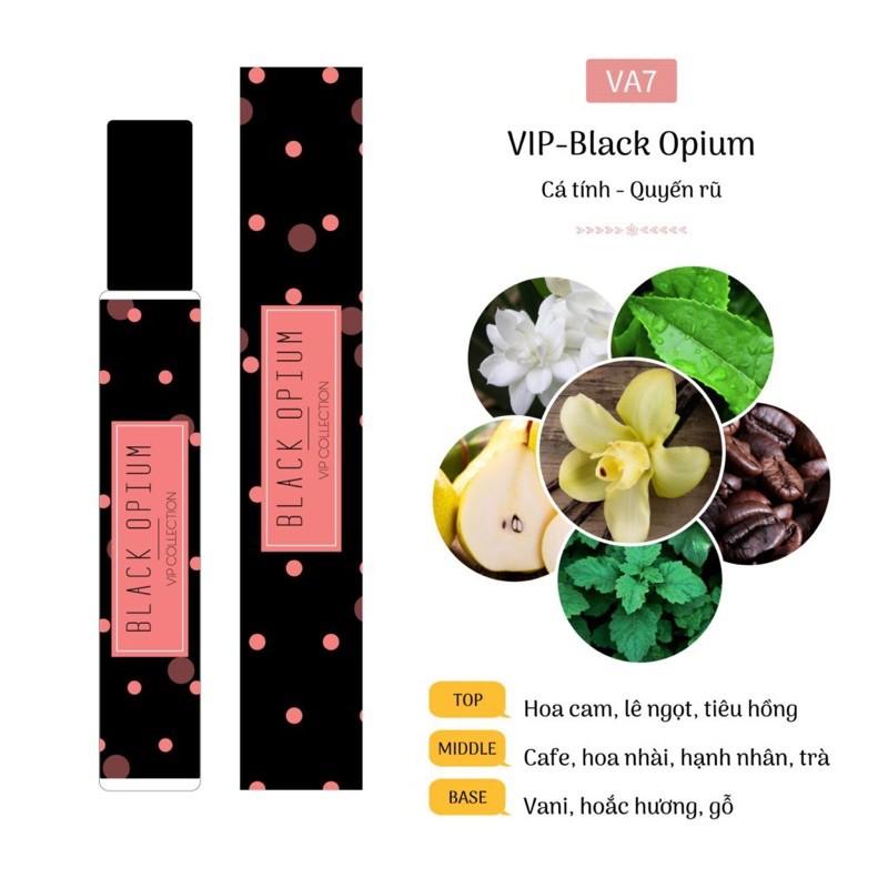 DARK GIRL - BLACK OPIUM - Tinh Dầu Nước Hoa Cao Cấp [JAYDEN BOUTIQUE ]