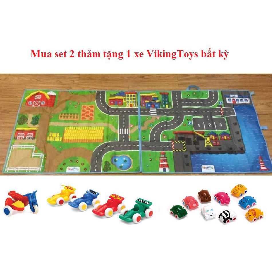 Thảm viking toys
