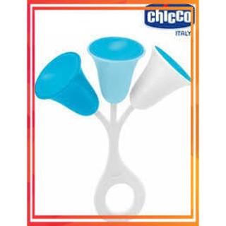 (Max Rẻ)Xúc xắc Tulip hồng, xanh Chicco dành cho bé