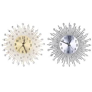 Đồng hồ kim loại đính đá phong cách vintage cho nữ