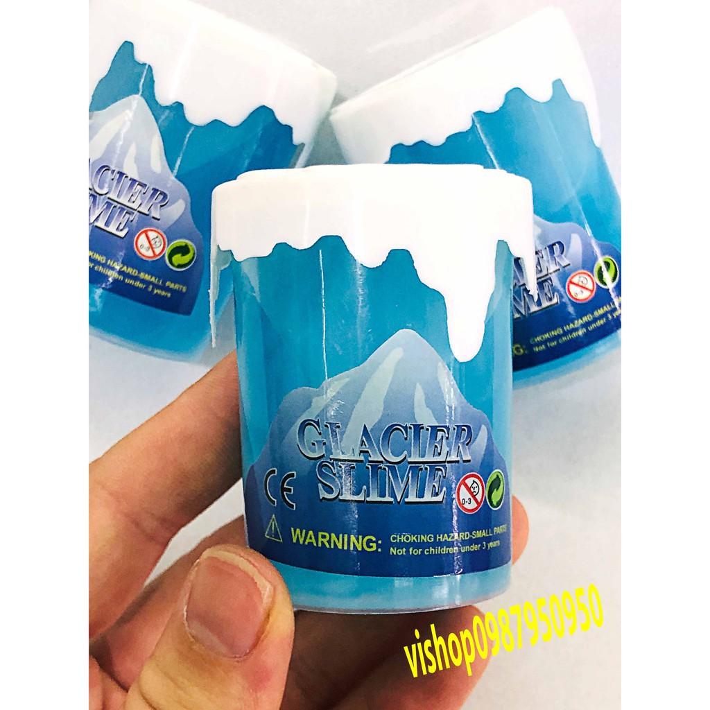 đồ chơi slime núi tuyết - slime lỏng mã JCT97 Mgiá như sỉ