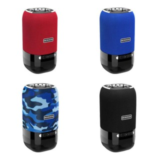 Loa Bluetooth Boombass L22 Bass Siêu Âm, Led Nhạc - Hỗ Trợ Thẻ Nhớ,Bluetooth,Audio 3.5mm Cao Cấp - Bảo Hành 6 Tháng thumbnail