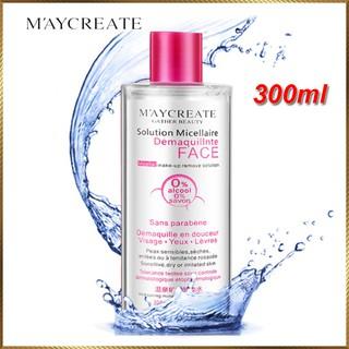 Nước Tẩy Trang Maycreate chính hãng Gather Beauty 300ML làm sạch sâu dưỡng ẩm da Neity MNTT1