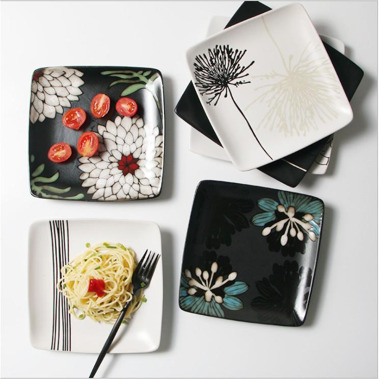 Bộ 6 Dĩa ăn Phong cách Nhật Bản chất liệu sứ cao cấp - 3158539 , 501461720 , 322_501461720 , 690000 , Bo-6-Dia-an-Phong-cach-Nhat-Ban-chat-lieu-su-cao-cap-322_501461720 , shopee.vn , Bộ 6 Dĩa ăn Phong cách Nhật Bản chất liệu sứ cao cấp