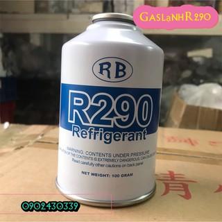 GAS LẠNH R290 ( 200Gr)