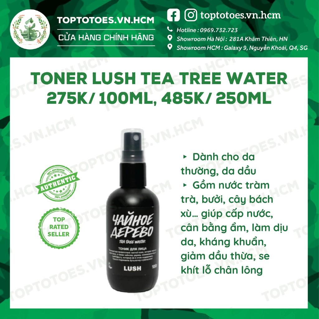 Toner Tea Tree Water LUSH