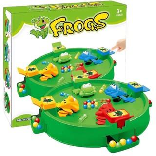 (hot) Bộ đồ chơi ếch ăn kẹo