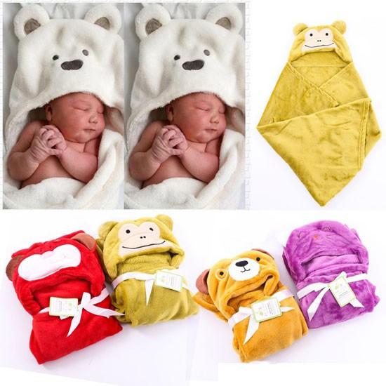 Ủ thú lông cho bé loại 1 𝑭𝑹𝑬𝑬𝑺𝑯𝑰𝑷 chăn ủ thú cho bé sơ sinh