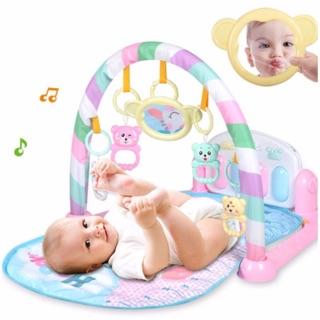 (Video Thật) Thảm Nhạc Baby Gym Music cho bé