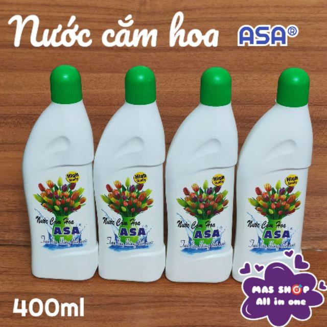 Nước cắm hoa ASA 400ml / Tươi lâu không thối nước