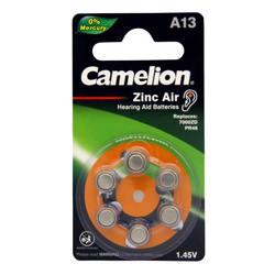 Pin Trợ Thính PR48/ PR44/ PR70/ PR41 -A13, A675, A312, A10 Camelion không chứa chất thuỷ ngân, an toàn khi sử dụng