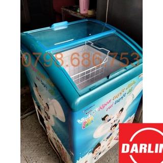 Xả Kho Tủ đông kem mini sanaky 150l