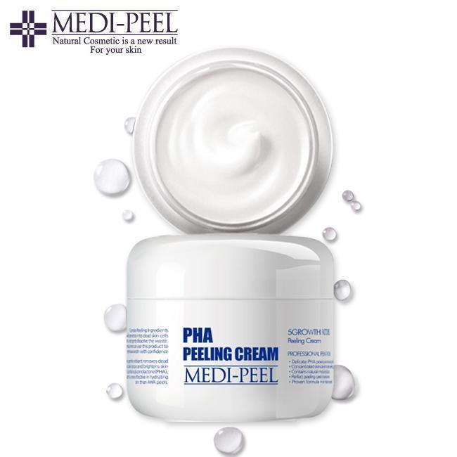 Kem Dưỡng Sáng Mịn Da Medi Peel PHA Peeling Cream - 2601245 , 984519338 , 322_984519338 , 370000 , Kem-Duong-Sang-Min-Da-Medi-Peel-PHA-Peeling-Cream-322_984519338 , shopee.vn , Kem Dưỡng Sáng Mịn Da Medi Peel PHA Peeling Cream