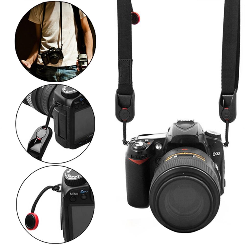 Dây đeo máy ảnh bản nhỏ dành cho máy ảnh mirrorless - PHUKIEN2T-P011