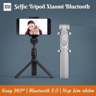 Yêu ThíchGậy chụp hình 3 chân Xiaomi - GẬY TỰ SƯỚNG GIÁ 3 CHÂN XIAOMI - GẬY SELFIE TRIPOD Xiaomi