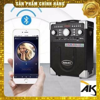 [ Hàng Chính Hãng ] Loa karaoke di động S8 – Bluetooth – tặng 1 micro không dây