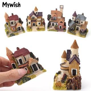⛄🌟House Fairy Micro Home Decoration Resin Craft Decor