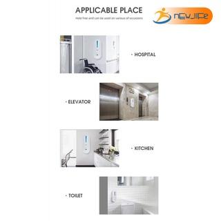 [Bestdeal] Intelligent Automatic Induction Sprayer Wall-Mounted Sensor Bathroom Toilet