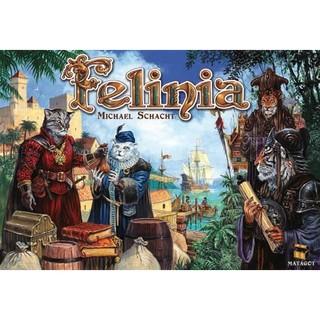 Felinia – Trò chơi board game
