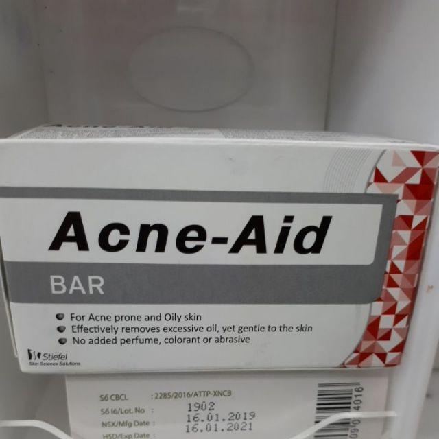 Xà phòng tắm Acne - Aid ( 100g)