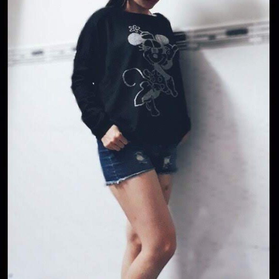 áo len chuột mickey - 15361229 , 1670963331 , 322_1670963331 , 99000 , ao-len-chuot-mickey-322_1670963331 , shopee.vn , áo len chuột mickey