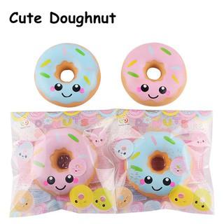 Đồ Chơi Squishy Hình Bánh Donut Dễ Thương , Kích Thước 10Cm |loamini565