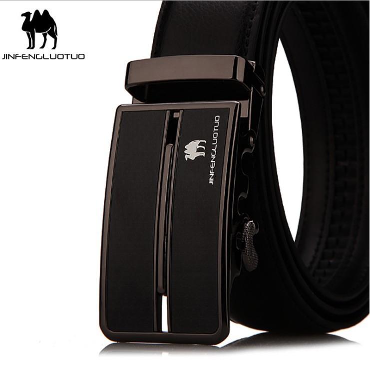 (NEW 2019 Men's Belt) Bảo Hành 1 Năm - Dây Nịt Thắt Lưng Da Bò Thật Cao Cấp KTHF0530- Hàng Nhập Khẩu - Nam Nữ