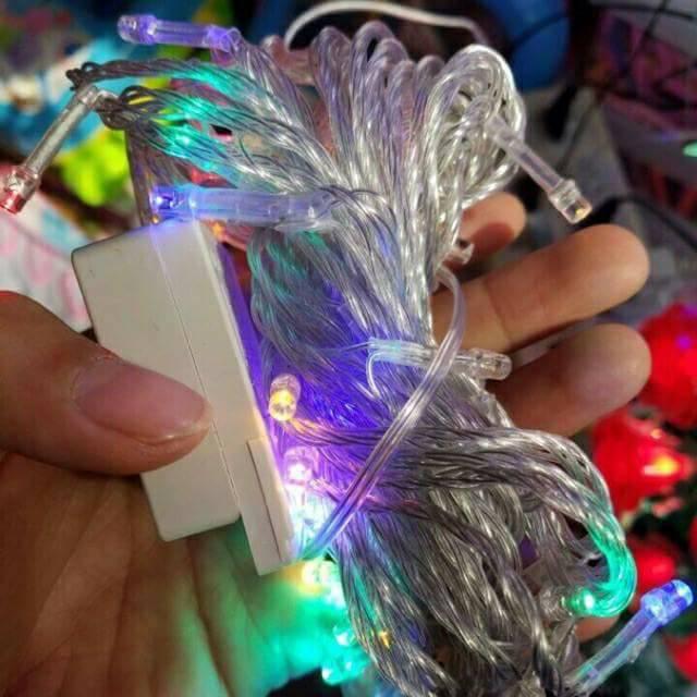 Sỉ 10 bộ đèn nháy led  dài 5m