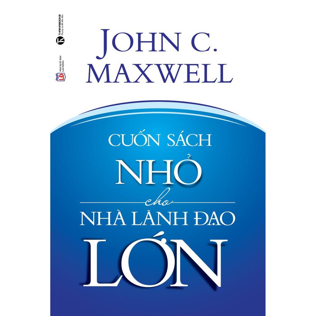 Sách - Cuốn sách nhỏ cho nhà lãnh đạo lớn