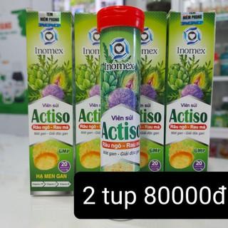 actiso sủi 2 tup 80000đ