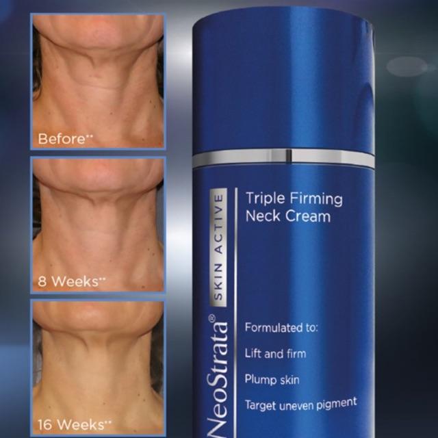 NeoStrata Skin Active Triple Firming Neck Cream là kem dưỡng chống lão hoá vùng  cổ   Shopee Việt Nam