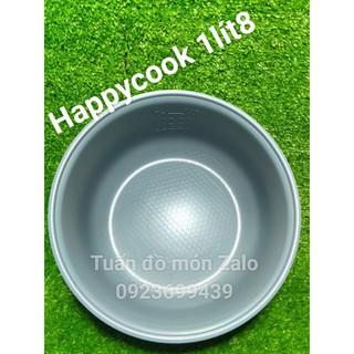 Lòng Nồi Cơm Điện Happycook 1.8 lít HCJ-1822 phụ kiện phụ tùng linh kiện chính hãng
