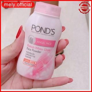 Phấn phủ bột PONDS ANGEL FACE Thái Lan 50g giúp làm sáng da, che khuyết điểm và chống nắng vượt trội,giúp da trắng hồng thumbnail