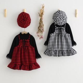Set 3 áo+yếm+mũ cho bé 1-5T