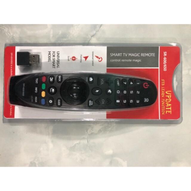 Điều khiển LG Magic Remote Control LG SR-600 cắm usb không